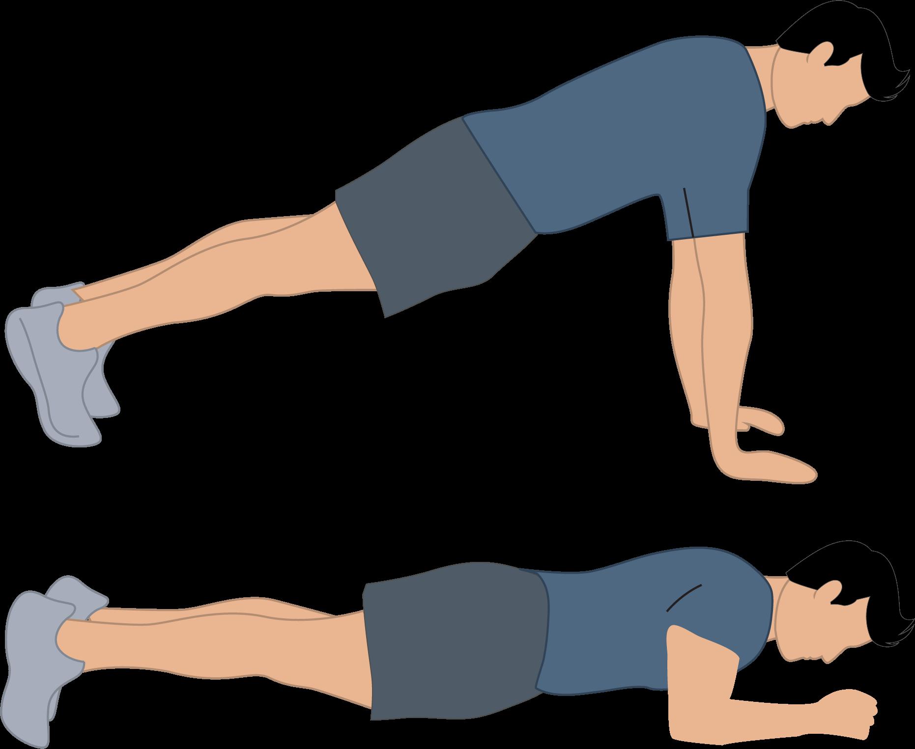 Comment gagner du muscle à la maison?