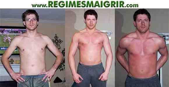 Comment gagner rapidement de la masse musculaire?