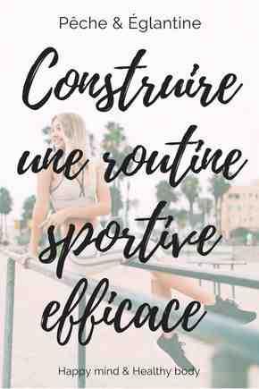 Comment organiser vos séances de fitness?