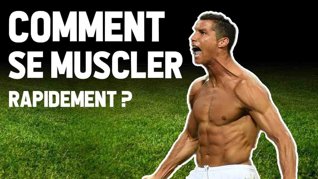 Comment se muscler sans faire de sport?