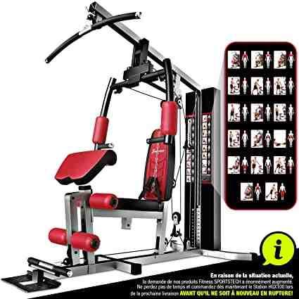 Quel équipement pour s'entraîner avec des poids à la maison?