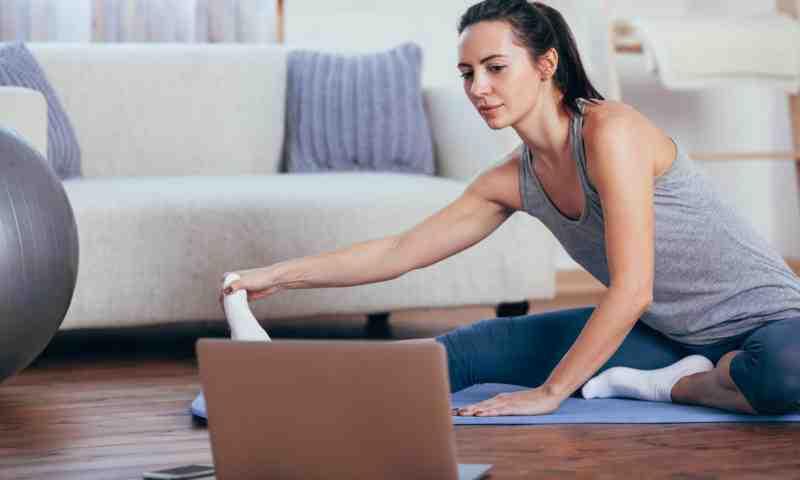 Comment faire un programme de musculation à la maison?
