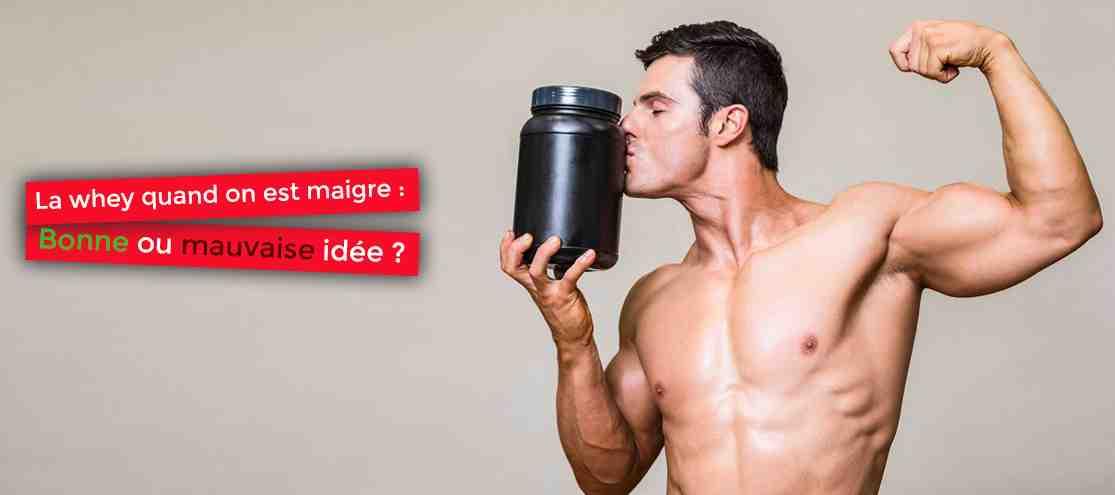 Comment gagnez-vous de la masse musculaire lorsque vous êtes mince?