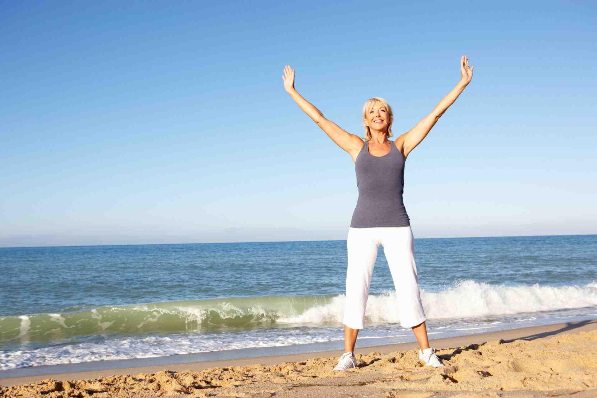 Comment perdre du poids en 50 ans?