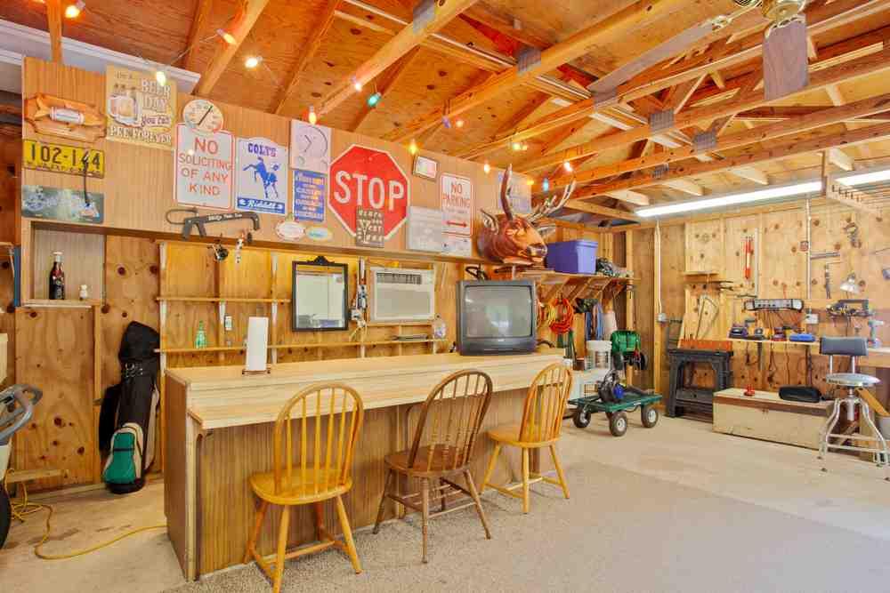 Comment transformer un garage en bureau?