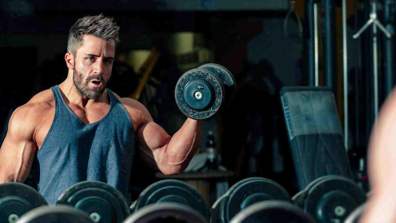 Quel est le type d'exercice le plus courant en musculation?