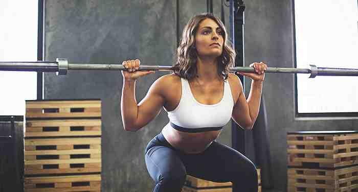 Quel est votre programme de musculation?