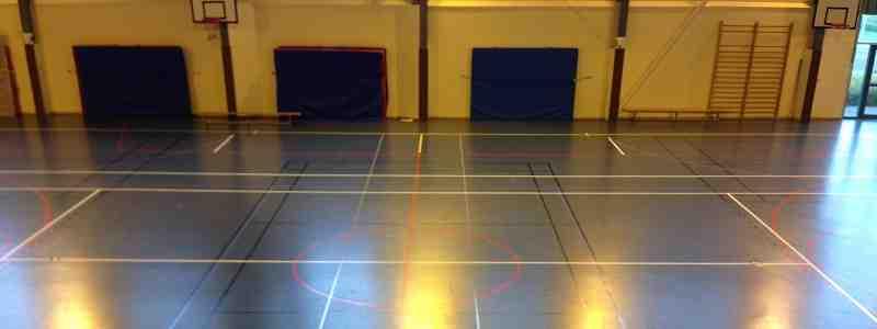 Quelle couleur de peinture pour une salle de sport?