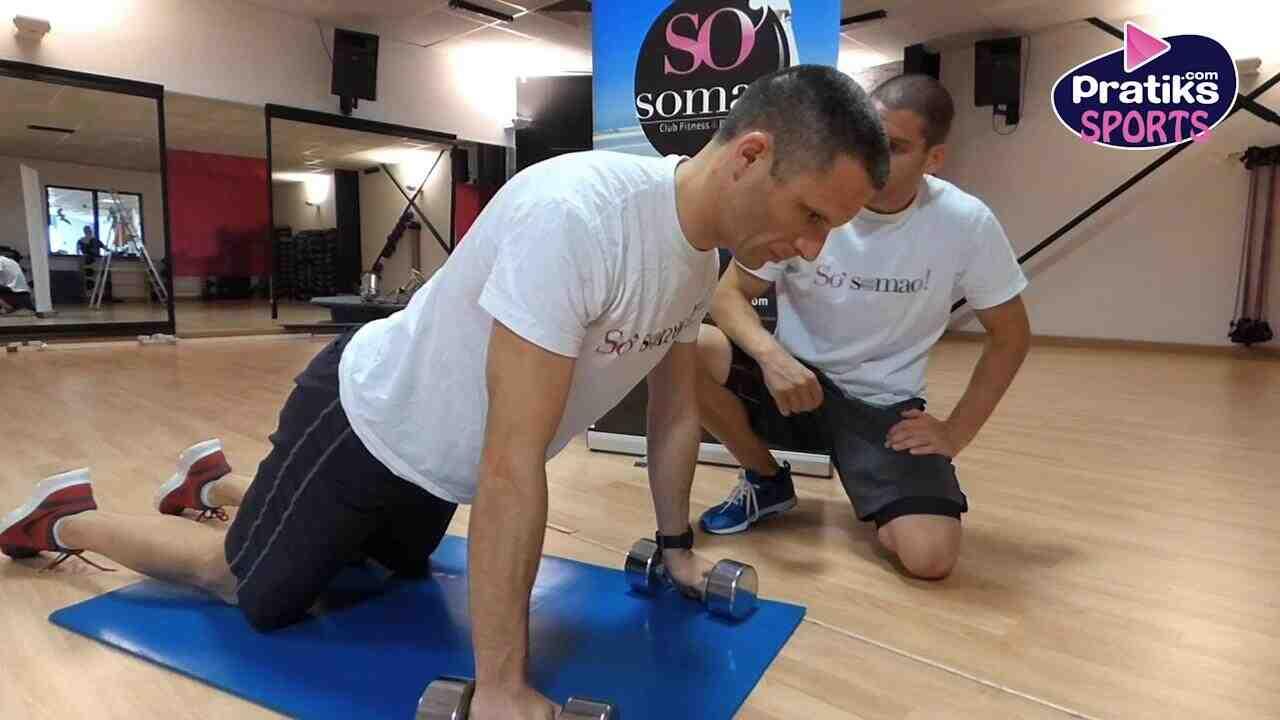 Comment construire du muscle avec des haltères de 1 kg?