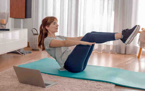 Comment faire de l'exercice à la maison pour perdre du poids?