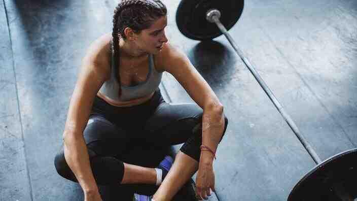 L'entraînement en force vous fait-il prendre du poids?