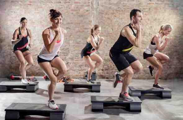 QUEL exercice dans la salle de gym pour perdre du poids?