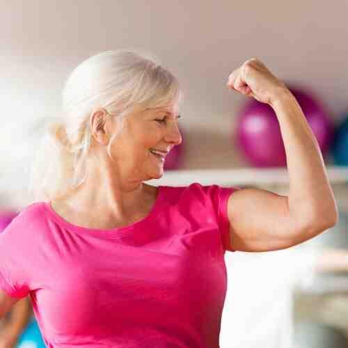 Quand perdez-vous du muscle?