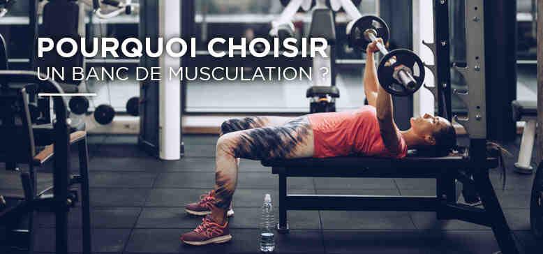 Quel est le meilleur banc de musculation?