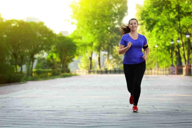 Quelle course allez-vous perdre du poids?