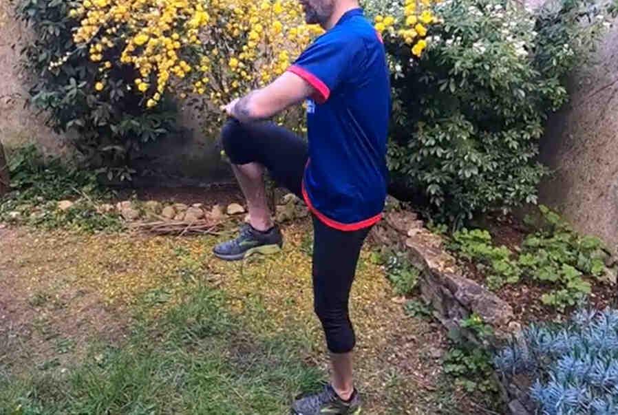 Quel exercice pour remplacer la marche?