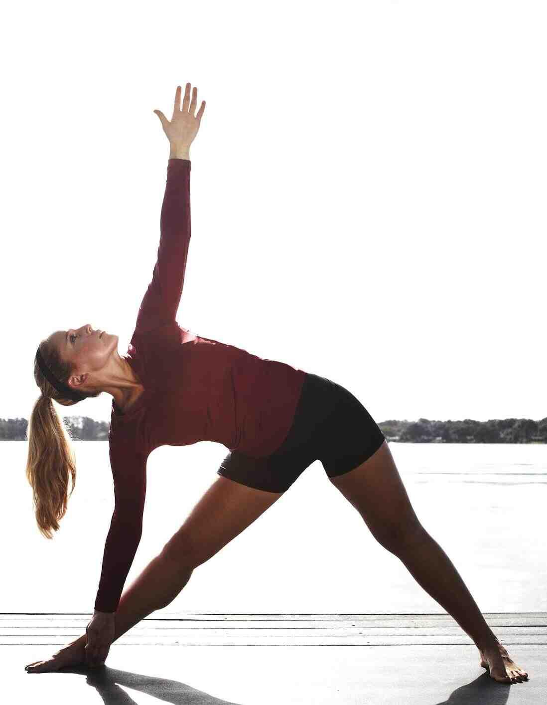 Qu'est-ce que le yoga pour sculpter votre corps?
