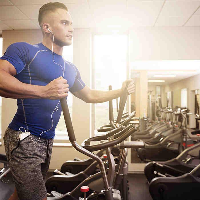 Avec quels muscles le vélo elliptique travaille-t-il?