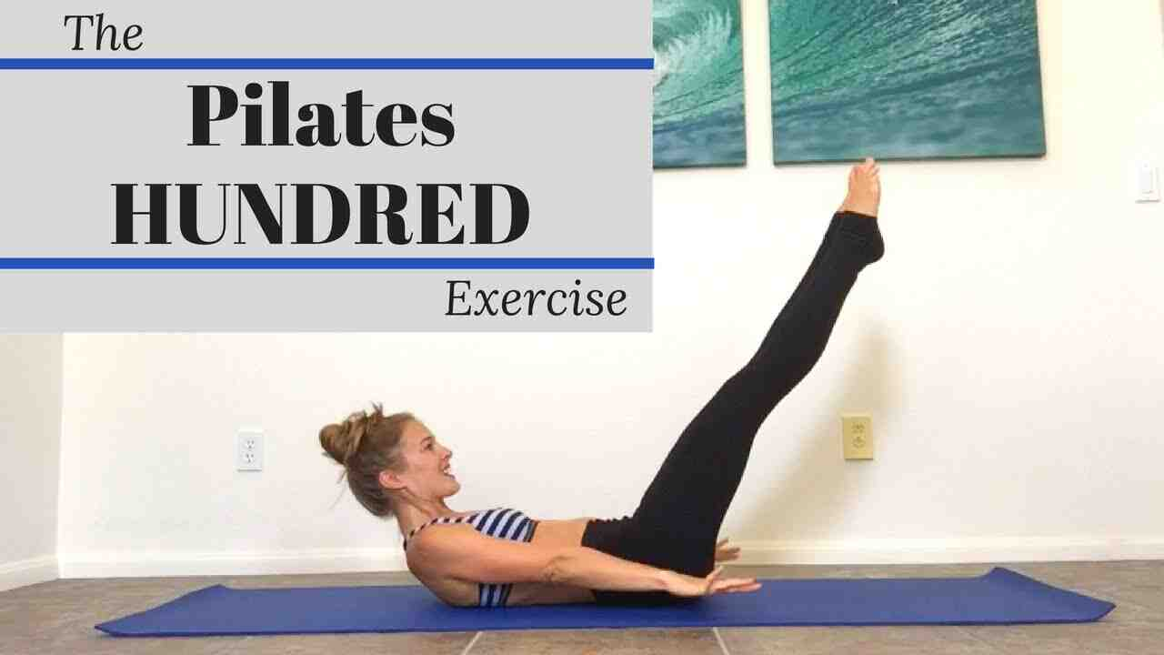 Comment faire du Pilates à la maison?
