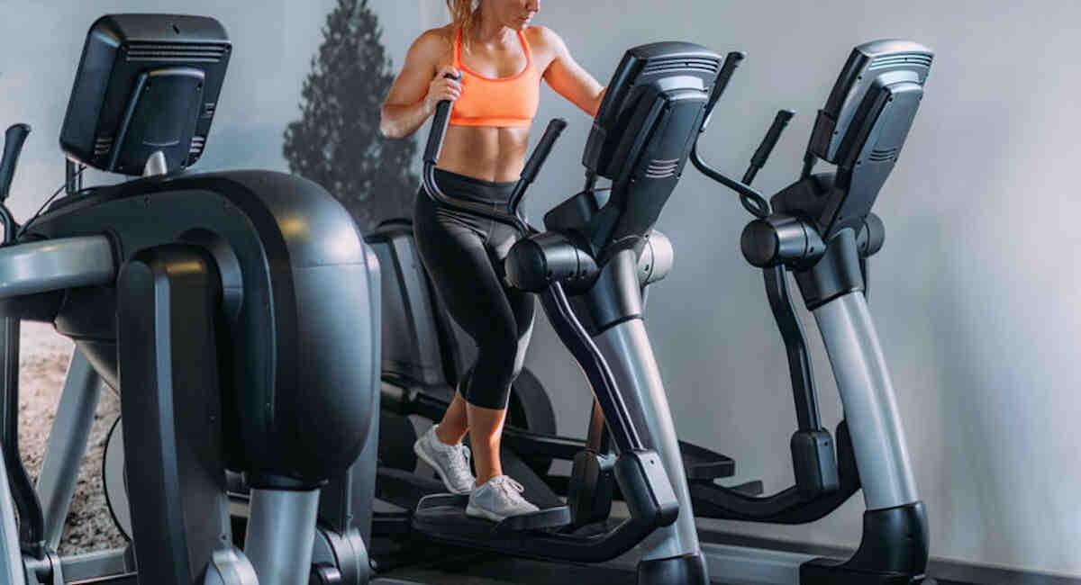 Comment le vélo elliptique est-il utilisé pour perdre du poids?
