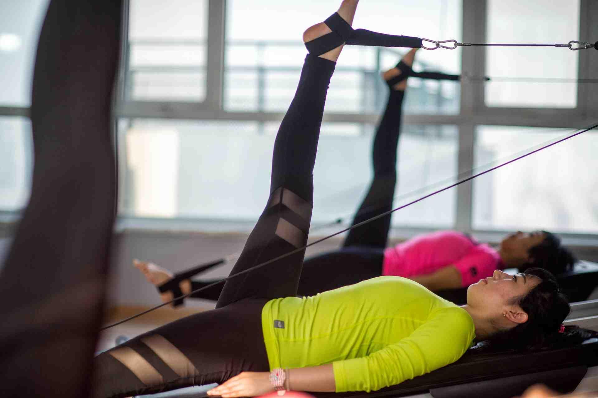 Comment se déroule la session Pilates?