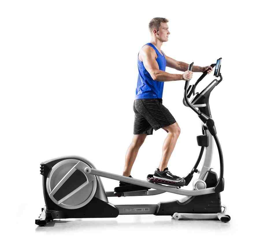 Le vélo elliptique me fait-il mal au dos?
