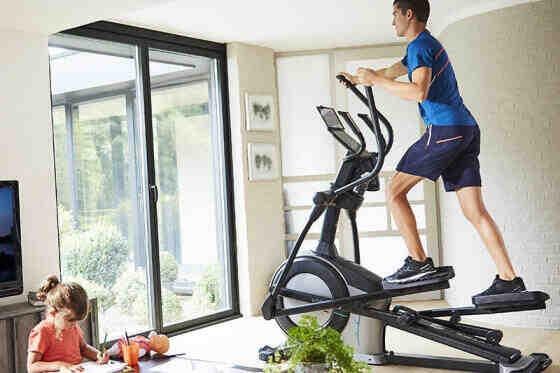 Quand un vélo elliptique peut-il rouler?