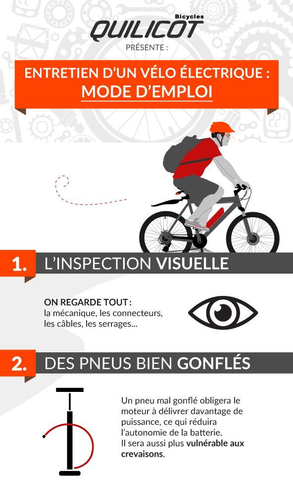 Quelle puissance pour batterie de vélo électrique?